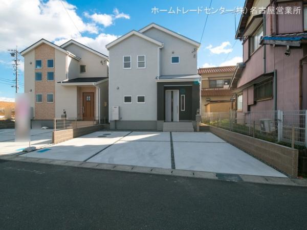 新築戸建 愛知県津島市中一色町市場183 関西本線永和駅 2580万円