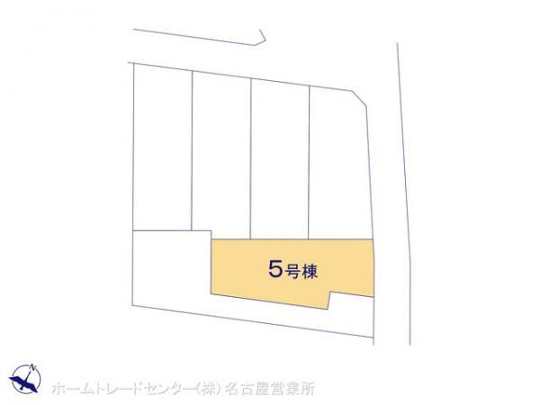 新築戸建 愛知県津島市中一色町市場183 関西本線永和駅 2480万円