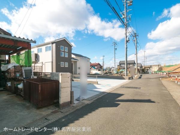 新築戸建 愛知県津島市中一色町市場183 関西本線永和駅 2280万円