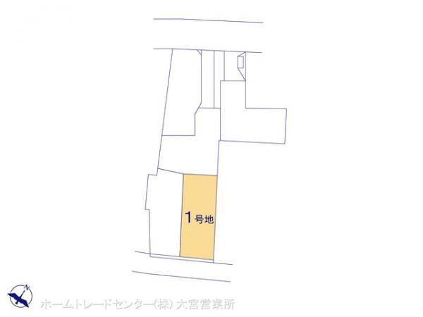 土地 埼玉県さいたま市北区奈良町104-21 高崎線宮原駅 3190万円