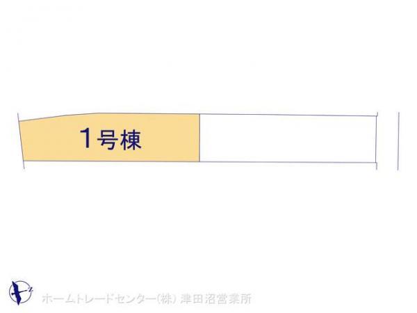 新築戸建 千葉県佐倉市弥勒町104 京成電鉄本線京成佐倉駅 2690万円