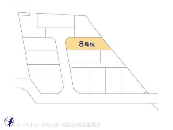 新築戸建 千葉県成田市本城108 京成電鉄本線京成成田駅 2490万円
