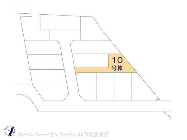 新築戸建 千葉県成田市本城108 京成電鉄本線京成成田駅 2190万円