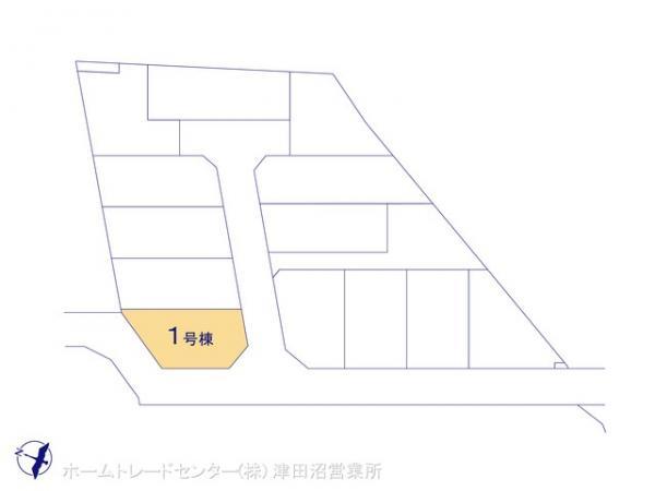 新築戸建 千葉県成田市本城108 京成電鉄本線京成成田駅 2690万円