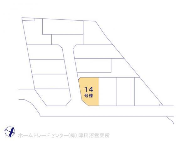 新築戸建 千葉県成田市本城108 京成電鉄本線京成成田駅 2590万円