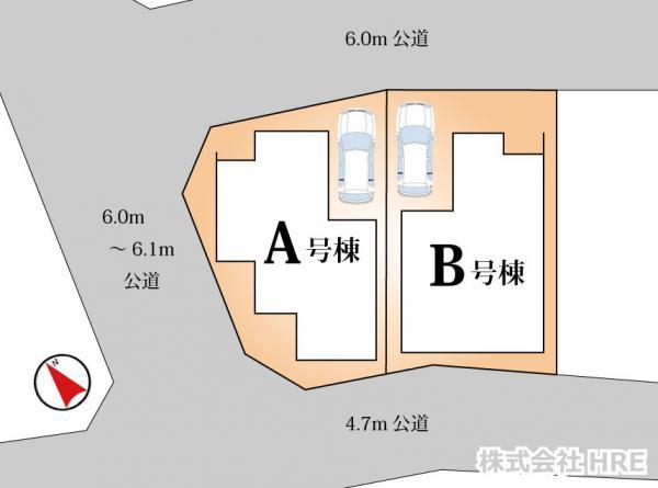 新築戸建 船橋市田喜野井5丁目 新京成電鉄線薬園台駅 2880万円