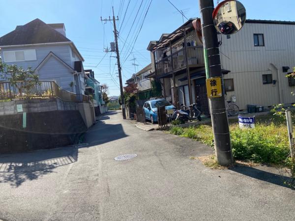 土地 船橋市松が丘1丁目 新京成電鉄線高根公団駅 880万円