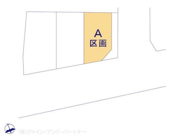 土地 東京都中野区若宮2丁目60-9 西武新宿線鷺ノ宮駅駅 4380万円