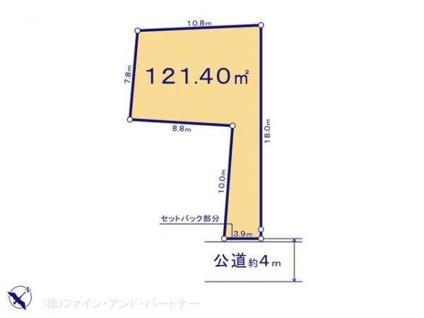 土地 東京都板橋区西台2丁目3-30 都営三田線西台駅 3180万円