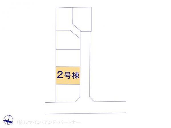 新築戸建 東京都杉並区井草5丁目17 西武新宿線上井草駅 5890万円