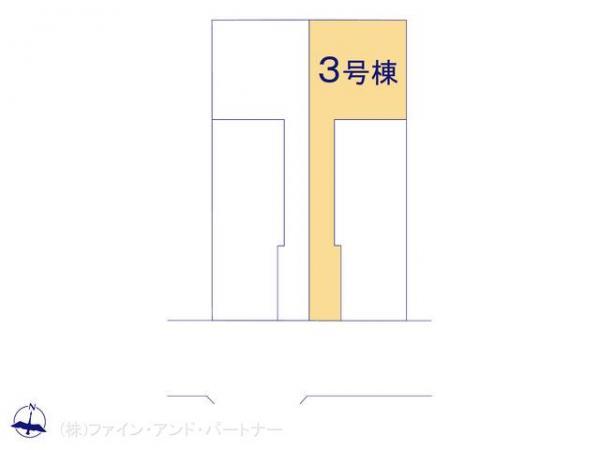 新築戸建 東京都練馬区平和台1丁目18-2 有楽町線平和台駅  5280万円