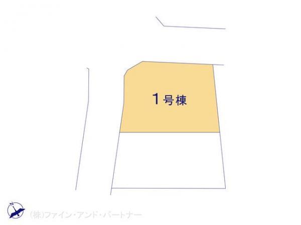新築戸建 東京都中野区新井3丁目35-13 西武新宿線沼袋駅 6680万円