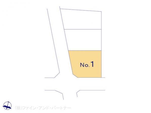 土地 東京都杉並区阿佐谷北5丁目24-5 JR中央線阿佐ヶ谷駅駅 6280万円