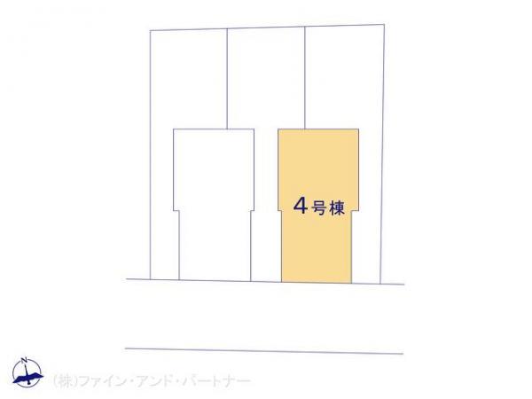 新築戸建 東京都板橋区徳丸8丁目16-3 都営三田線高島平駅駅 5180万円