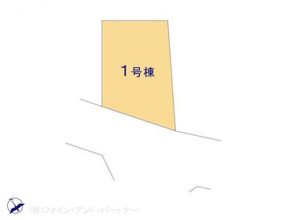 新築戸建 東京都中野区中央2丁目41 丸の内線中野坂上駅 6890万円