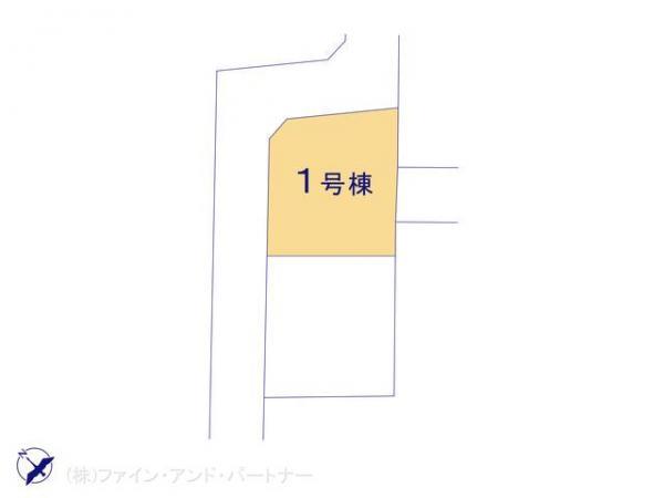 新築戸建 東京都練馬区三原台3丁目1134-21 西武池袋線石神井公園駅 5280万円