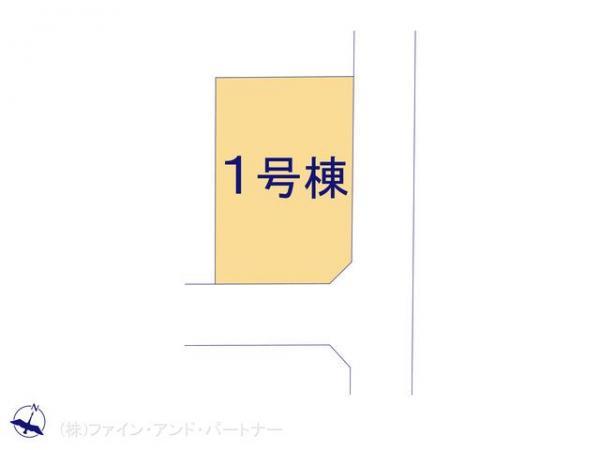 新築戸建 東京都練馬区関町南2丁目18-26 JR中央線吉祥寺駅  6790万円