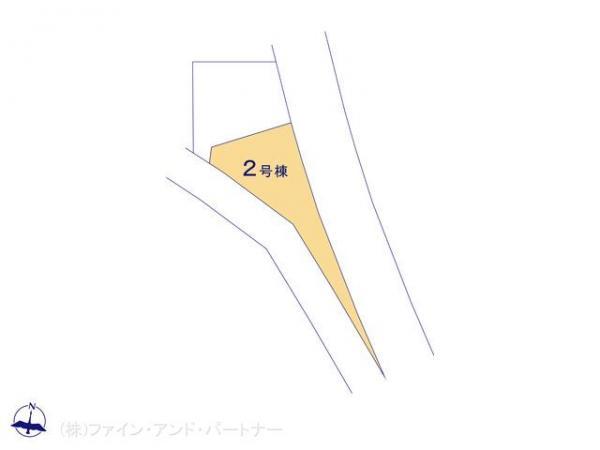 新築戸建 東京都板橋区成増3丁目44-6 東武東上線成増駅 5280万円