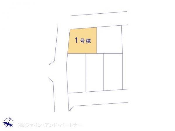 新築戸建 東京都中野区野方1丁目1568-4 JR中央線高円寺駅 6890万円