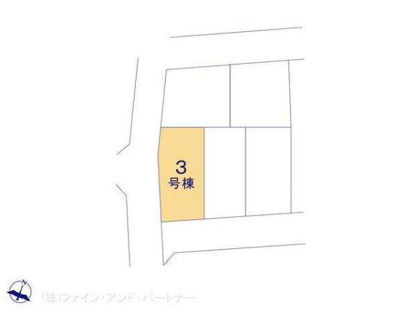 新築戸建 東京都中野区野方1丁目1568-4 JR中央線高円寺駅 7490万円