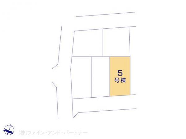 新築戸建 東京都中野区野方1丁目1568-4 JR中央線高円寺駅 7250万円