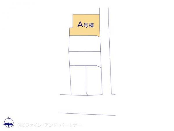 新築戸建 東京都練馬区西大泉5丁目33-47 西武池袋線保谷駅 5270万円