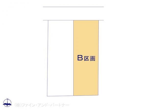土地 東京都練馬区関町北3丁目43-29 西武新宿線武蔵関駅 4880万円
