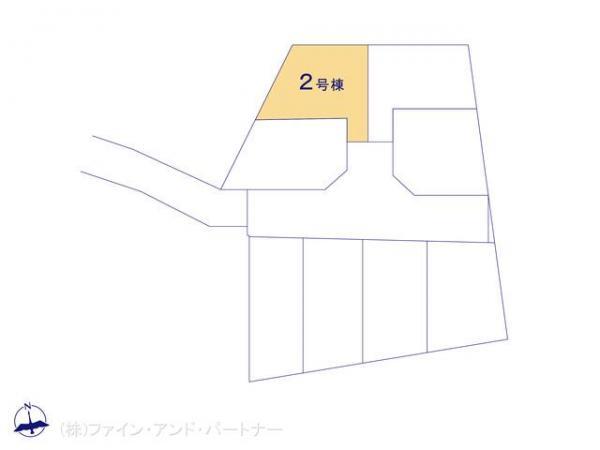 新築戸建 東京都中野区大和町4丁目246-1 西武新宿線鷺ノ宮駅 5990万円