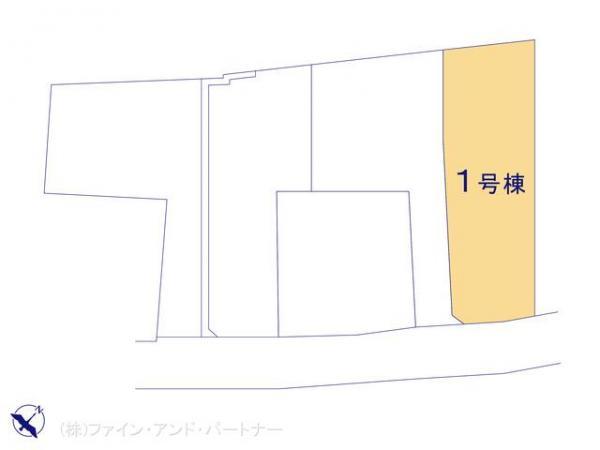 新築戸建 東京都板橋区西台2丁目3-30 都営三田線西台駅 4980万円