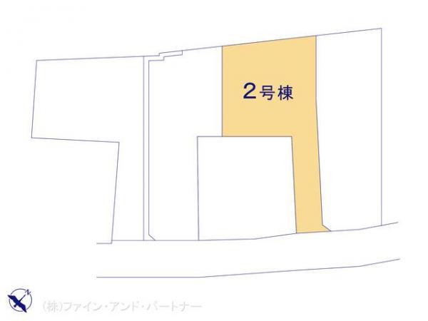 新築戸建 東京都板橋区西台2丁目3-30 都営三田線西台駅 4580万円