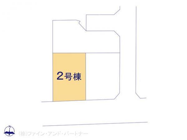 新築戸建 東京都練馬区土支田4丁目43-4 東武東上線成増駅 4480万円