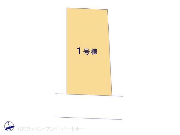 新築戸建 東京都中野区白鷺1丁目1-9 西武新宿線鷺ノ宮駅 6790万円