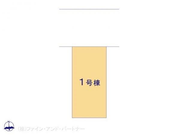 新築戸建 東京都板橋区舟渡2丁目4-13 JR埼京線浮間舟渡駅 5380万円