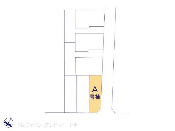 新築戸建 東京都中野区大和町2丁目8 西武新宿線野方駅 6780万円
