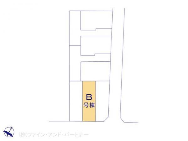 新築戸建 東京都中野区大和町2丁目8 西武新宿線野方駅 6280万円
