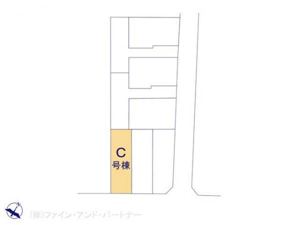 新築戸建 東京都中野区大和町2丁目8 西武新宿線野方駅 6480万円