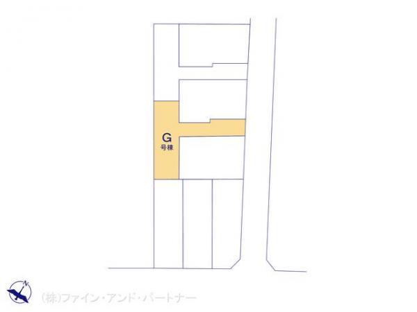 新築戸建 東京都中野区大和町2丁目8 西武新宿線野方駅 5780万円