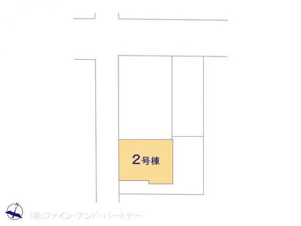 新築戸建 東京都杉並区下井草2丁目12-19 西武新宿線下井草駅 5980万円