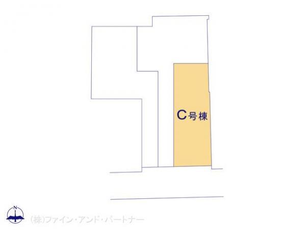 新築戸建 東京都中野区新井1丁目16-5 JR中央線中野駅 7480万円