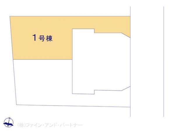 新築戸建 東京都中野区白鷺2丁目29 西武新宿線鷺ノ宮駅 5680万円
