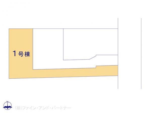 新築戸建 東京都中野区白鷺2丁目917-28 西武新宿線鷺ノ宮駅 5698万円