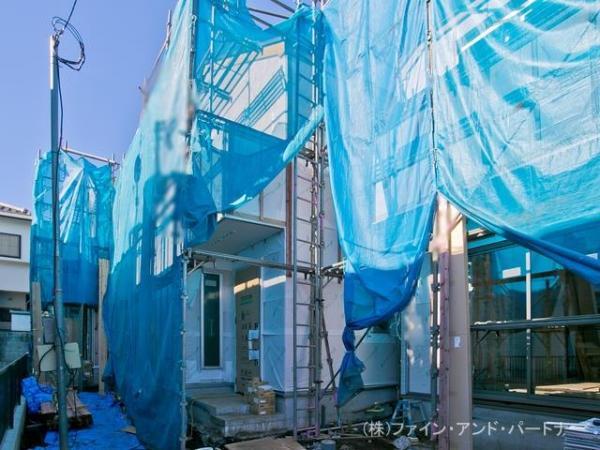 新築戸建 東京都中野区白鷺2丁目917-28 西武新宿線鷺ノ宮駅 5998万円