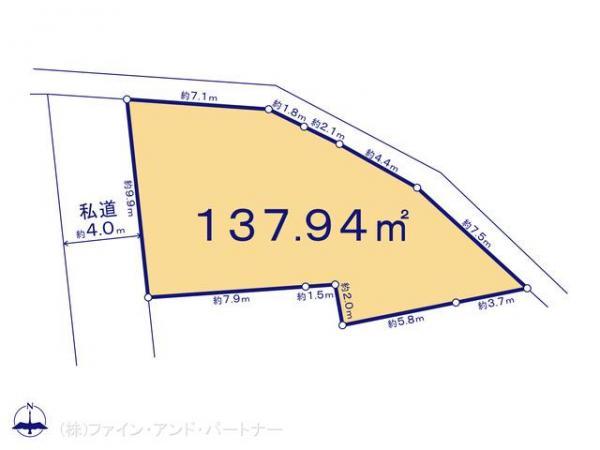 土地 東京都杉並区天沼2丁目27-5 JR中央・総武線荻窪駅 6980万円