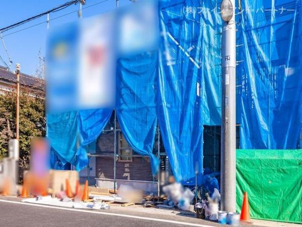 新築戸建 東京都練馬区下石神井5丁目6 西武新宿線上井草駅 6280万円
