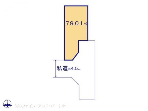 土地 東京都板橋区西台2丁目5-10 東京都三田線西台駅 3620万円