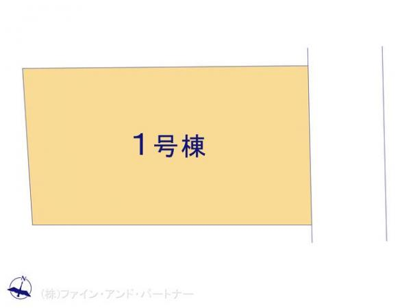 新築戸建 東京都板橋区成増4丁目16-14 東武鉄道東上線成増駅 6780万円