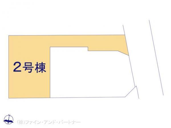 新築戸建 東京都中野区白鷺2丁目22 西武鉄道新宿線鷺ノ宮駅 6480万円