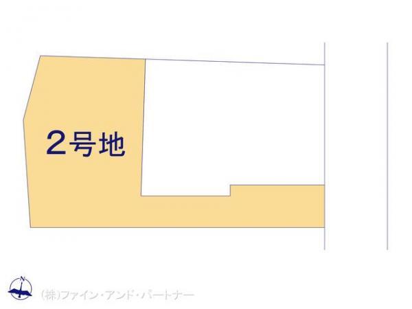 土地 東京都練馬区桜台5丁目44 西武池袋・豊島線練馬駅 5630万円