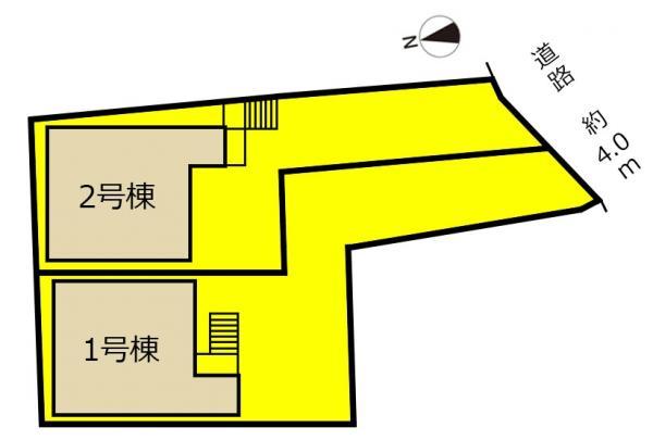 新築一戸建て 日進市梅森町上松621番1、621番4 名古屋市鶴舞線平針駅 3398万円