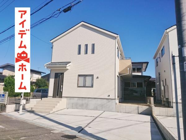新築一戸建て 春日井市石尾台2丁目12番の一部 JR中央本線高蔵寺駅 2490万円